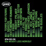 80s weight loss workout (bpm 100-136) (continuous mix 58:08) - v.a