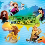 disney magical musical passport - v.a