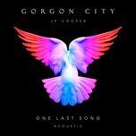 one last song (acoustic) (single) - gorgon city, jp cooper