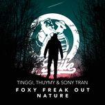 foxy freak out nature (single) - tinggi