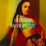 one shot (single) - mabel