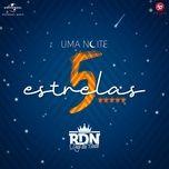 uma noite 5 estrelas (single) - rdn
