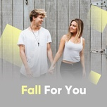 fall for you - v.a