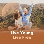 live young live free - v.a