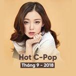 nhac hoa hot thang 09/2018 - v.a