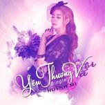 yeu thuong voi va (single) - huynh mi