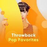 throwback pop favorites - v.a