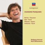 chansons francaises - maria belooussova