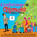 christmas with the chipmunks - chipmunk