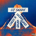 taki taki (single) - dj snake, selena gomez, ozuna, cardi b