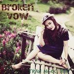 broken vow cover (single) - tran ngoc bao