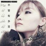 mac ke bao nhieu dau kho cover (single) - tran ngoc bao