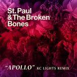 apollo (kc lights remix) (single) - st. paul & the broken bones