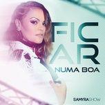 ficar numa boa (single) - samyra show
