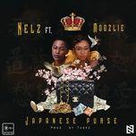 japanese puase (single) - nelz, moozlie