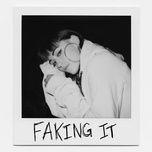 faking it (single) - sasha sloan