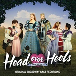 we got the beat (single) - head over heels