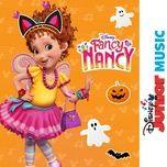 disney junior music: exceptional halloween (from fancy nancy) (single) - cast - fancy nancy