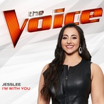 i'm with you (the voice performance) (single) - jesslee