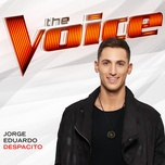 despacito (the voice performance) (single) - jorge eduardo