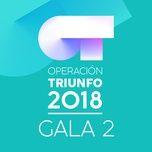 ot gala 2 (operacion triunfo 2018) - v.a