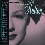spotlight on...great ladies of song - betty hutton