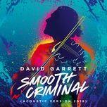 smooth criminal (acoustic version 2018) (single) - david garrett