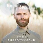toppen af poppen 2018 synger turboweekend (ep) - v.a