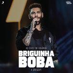 briguinha boba (pa pa ra pa pa) (ao vivo) (single) - lucas lucco