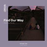 find our way (single) - midnight kids, klei