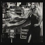 with you (single) - mariah carey