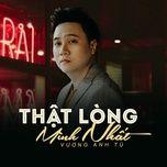 that long minh nhat (single) - vuong anh tu