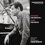 tchaikovsky: piano concerto no. 1 in b-flat minor, op. 23 - dvorak: piano concerto in g minor, op. 33 - leonard bernstein, philippe entremont, new york philharmonic orchestra, justus frantz