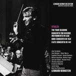 vivaldi: the four seasons & concertos rv 558, rv 454, rv 441 - leonard bernstein, new york philharmonic orchestra, john corigliano