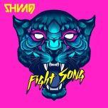 fight song (single) - shining