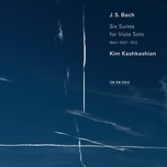 j.s. bach: six suites for viola solo - kim kashkashian