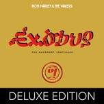 exodus - the movement continues (40th anniversary deluxe edition) - bob marley, the wailers