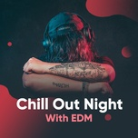 chill out night with edm - v.a