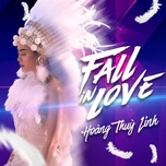 fall in love (single) - hoang thuy linh, kimmese