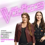 independence day (the voice performance) (single) - anna catherine dehart