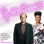 my prerogative (the voice performance) (single) - lucas holliday