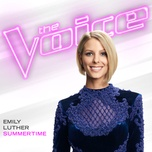 summertime (the voice performance) (single) - emily luther