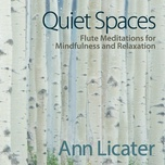quiet spaces: flute meditations for mindfulness and relaxation - ann licater