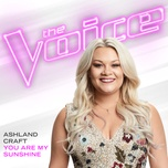 you are my sunshine (the voice performance) (single) - ashland craft