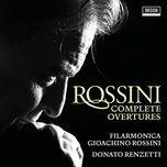 rossini: complete overtures (vol. 1) - donato renzetti