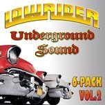 lowrider underground sound 6-pack (vol. 2) - v.a