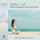 today i will (ep) - carmen warrington