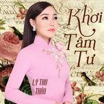 khoi tam tu (single) - ly thu thao