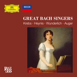 bach 333: great bach singers - v.a