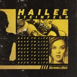 back to life (from bumblebee) (single) - hailee steinfeld